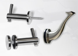 Handrail Support Brackets