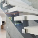 "Structural Glazing Standoff 2"" Square"