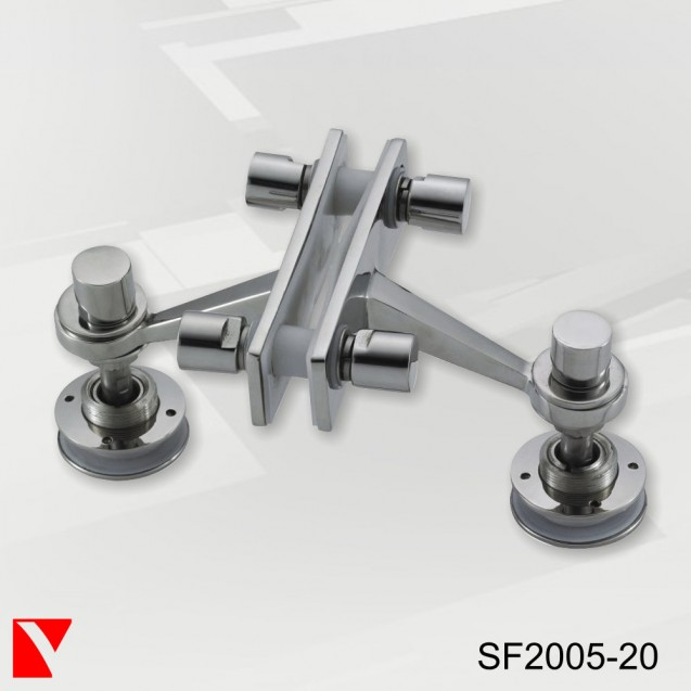 Fin Spider Fittings HD